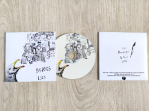 'Lies' 4 track EP